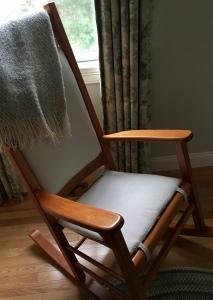 flash fiction, rocking chair