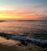 sunrise, romantic sunrise