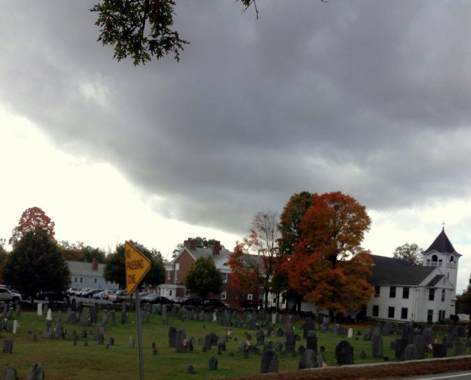 NE cemetery