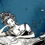 writer, muse