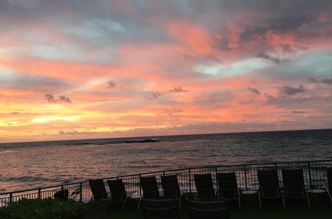 Kauai, sunrise photography