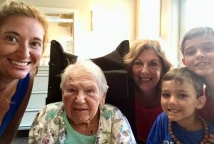dementia, generations