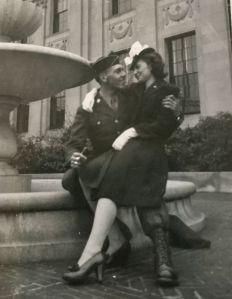 WW II romance