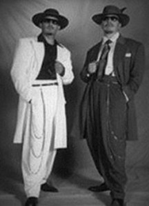 Zoot suit, 1940s fashion