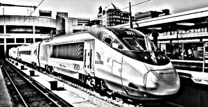 train station, blog,