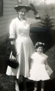 Mother's Day, Mothers and Daughters