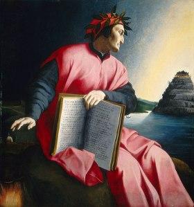 Bronzino, Dante, resting on your laurels