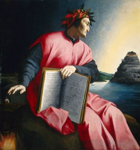 Bronzino, Dante, resting on your laurels