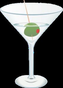 martini night, suspense, blog contest