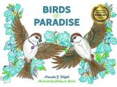 children's illustrated book, picture book, birds
