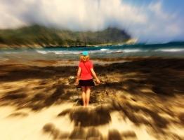 Kauai, Pacific Ocean, island dreaming