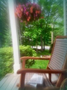 reading, books, porch, summertime