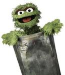 Oscar the Grouch, pessimist, blog story