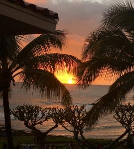 sunset, sunrise, Kauai