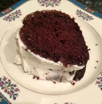 dessert, chocolate cake, poetry