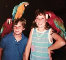 parrots, Hawaii, parenthood