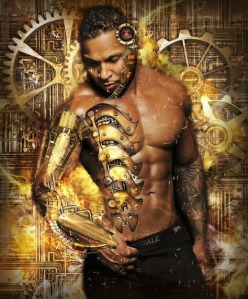 steampunk, science fiction, blog story