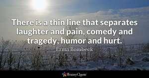 Erma Bombeck, humor
