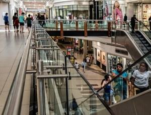 shopping mall, shoppiing