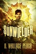 Sunwielder, D Wallace Peach, book review, fantasy