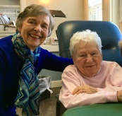 best friends, elderly, memory care, friends of all ages