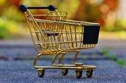 shopping cart, grocery cart