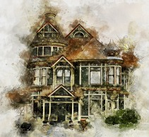 Victorian house, dreams