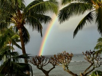 rainbow, Kaui, Hawaii