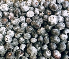 blueberries, summer fruit, mother daughter love
