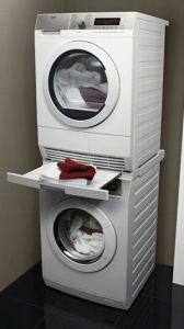 washer and dryer, laundry