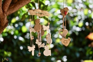 chimes, fairies, evening dance, blog