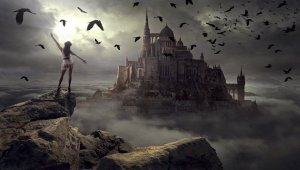 KELLEPICS, Pixabay, queen in her castle