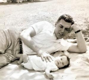 old photos, family album