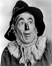 elderly love, mature love, Wizard of Oz, Ray Bolger, Scarecrow
