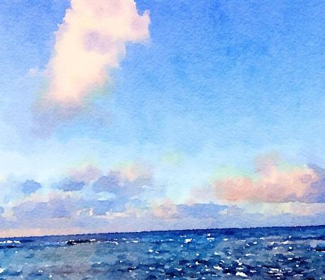 Pacific Ocean, Peace, Kauai